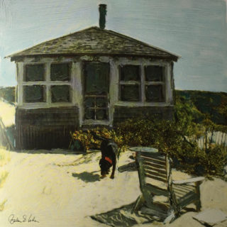 9-cottage and chair