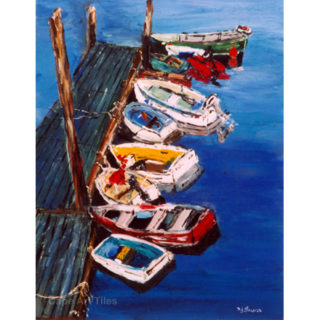 boats in waiting