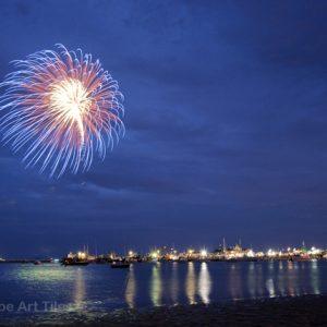 Fireworks Tile